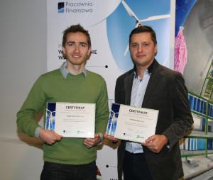 certyfikaty inwestorów w OZE