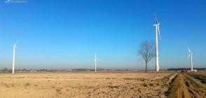 Pierwszy w Polsce Obywatelski park wiatrowy Pracowni Finansowej